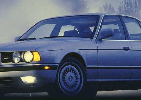 BMW E34 5 Series (1988)