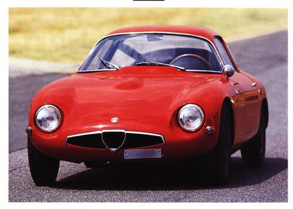 Alfa Romeo TZ  (1963)