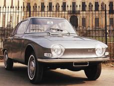 Fiat 85O Zagato (1964)
