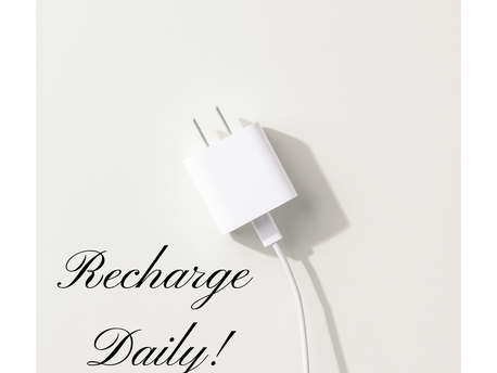 How often to you recharge? 🔌