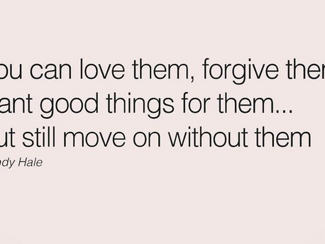 Love them and leave them