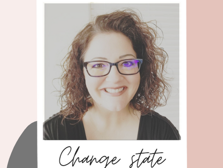 """What does it mean to """"Change your state""""?"""