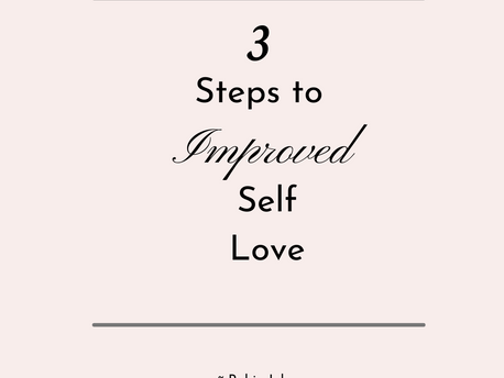 Self Love - Regard for one's own well-being and happiness