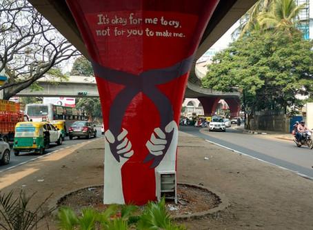 Domestic Abuse Mural Workshop