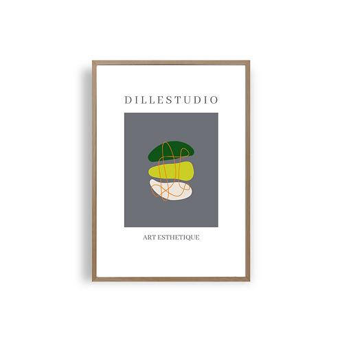 Art Esthetique No 10 - Dille Studio