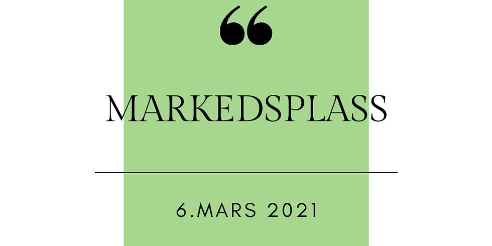 MARKEDSPLASS 6.Mars 2021