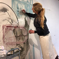 Kunstner Hanne M.Biedilæ.jpg