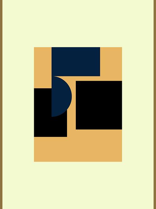 Abstract square No1