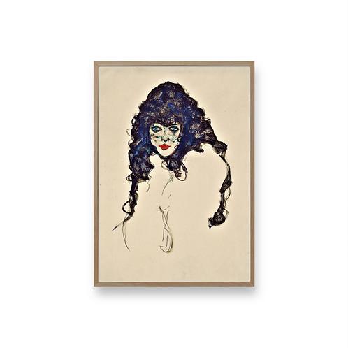 Egon Schiele Art No4