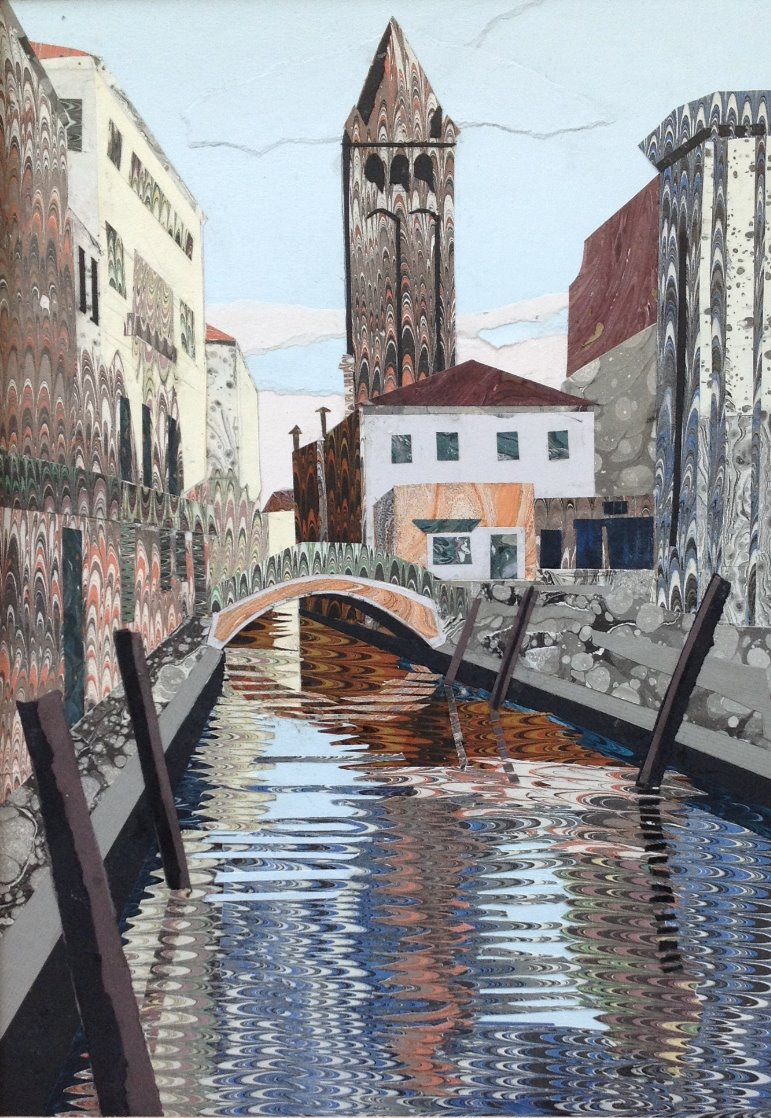St Barnabas Canal, Venice