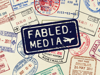 Engaging digital content is your passport to sales! #fabledmedia