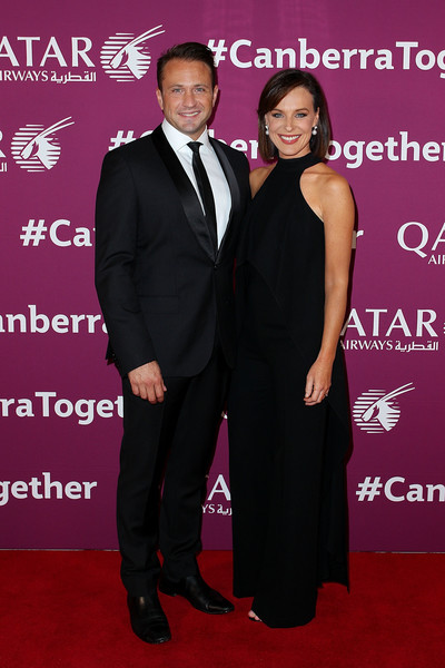 Matt+Doran+Qatar+Airways+Canberra+Launch