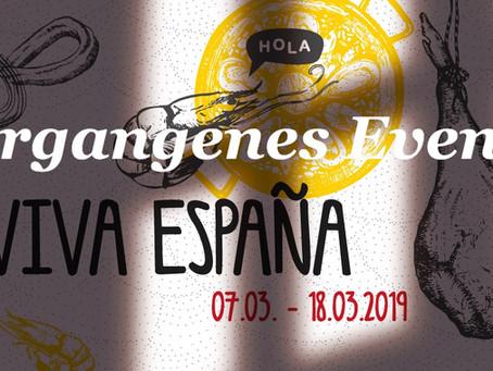 EVIVA ESPAÑA - 07. - 18. März 2019
