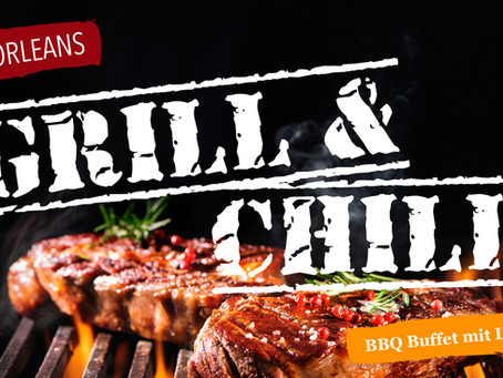 New Orleans GRILL & CHILL 2018