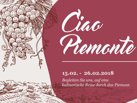 Ciao Piemonte 15. - 26.2.