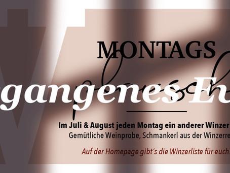 """""""Montagsplausch"""" - im Schützenhaus"""