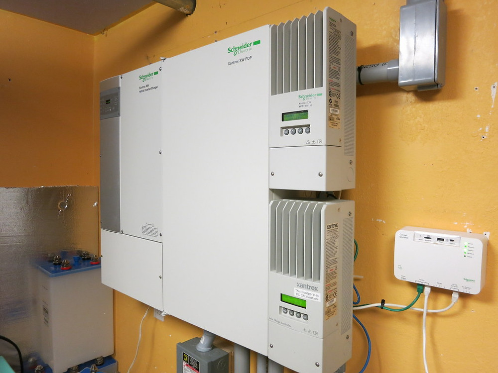Schneider Electric Inverter