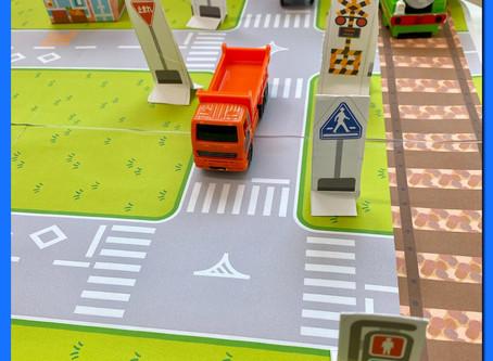 交通ルールを学ぼう!