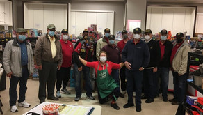 VVA Chapter 1030 Delivers Toys
