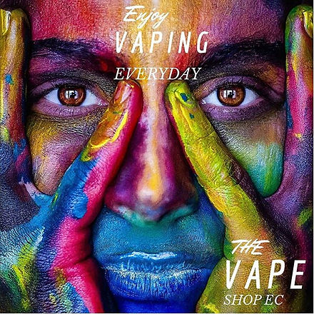 _ENJOY VAPING EVERYDAY__¡Llena de color