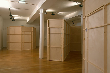 Angel Row Gallery, sound installation