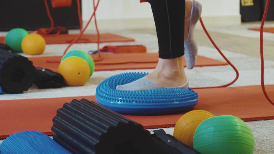 Kineziterapija Reabilitacija sportas