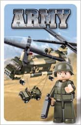 Sluban Argentina Army