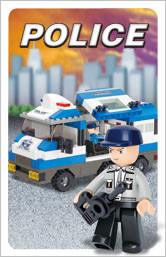Sluban Argentina Police