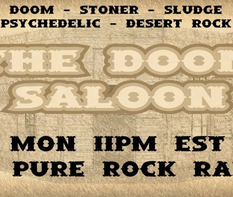 The Doom Saloon starts tonight! (09/21)