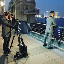 X Suit Shanghai TVC