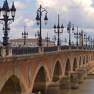 Бордо. Сент-Эмильон. Франция