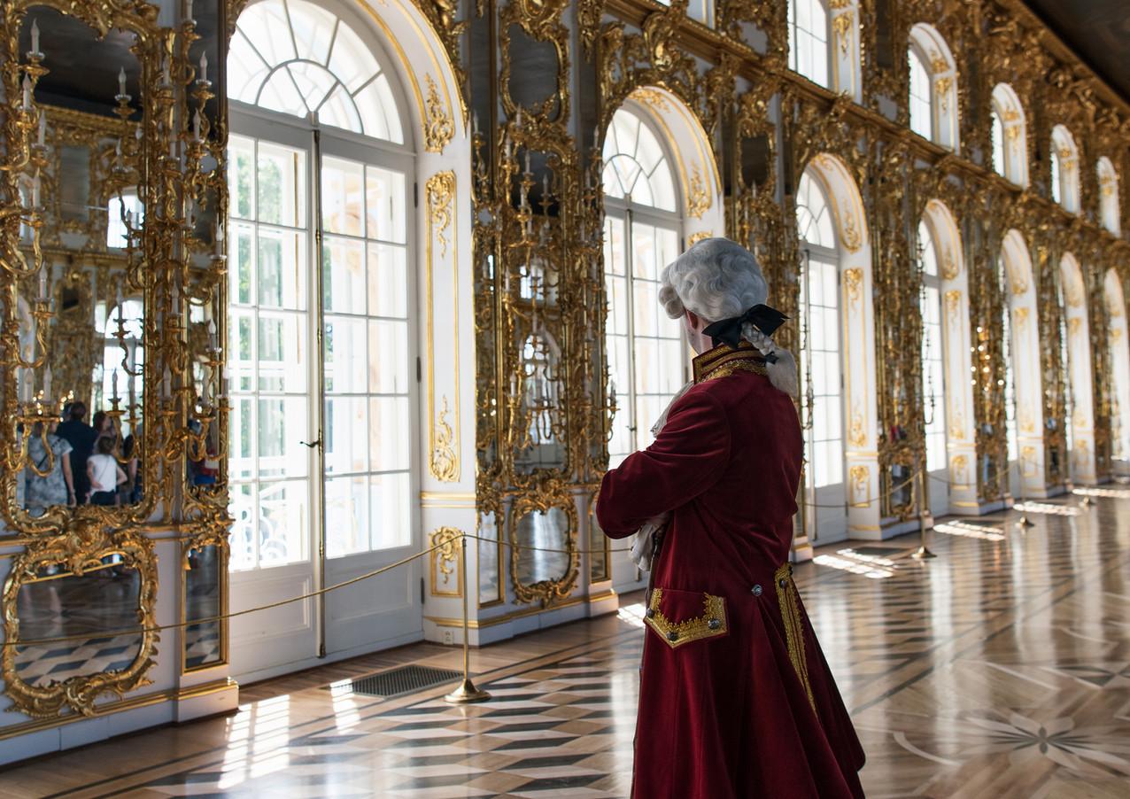 Екатерининский дворец. г. Пушкин
