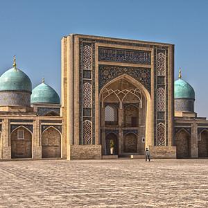 Ташкент - звезда Востока