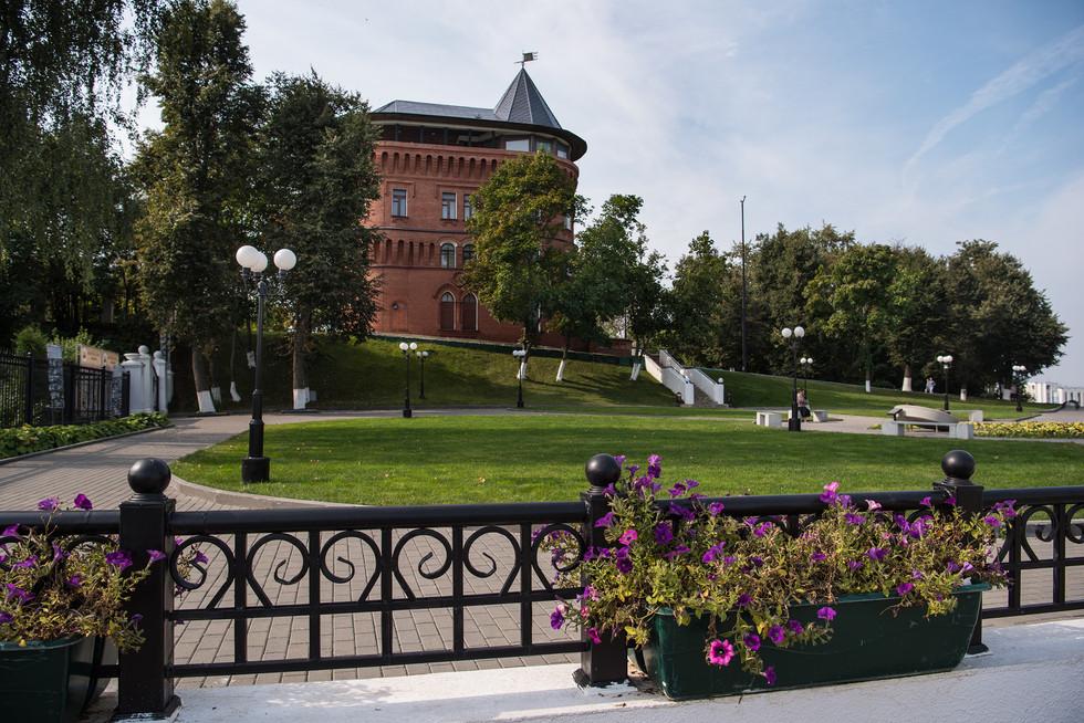 Водонапорная башня во Владимире — памятник инженерно-технической и промышленной архитектуры