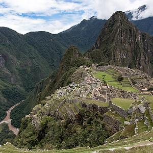Мачу Пикчу - затерянный в небесах