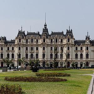 Лима - королевский город. Перу
