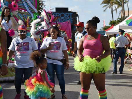 Аруба. Карибский карнавал