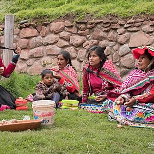 Священная долина. Перу.