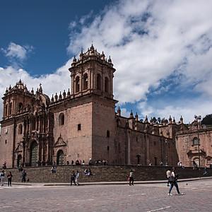 Куско. Перу. часть 2