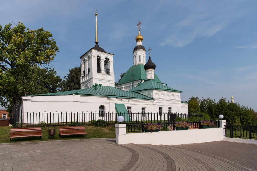 Владимир. Никитский храм