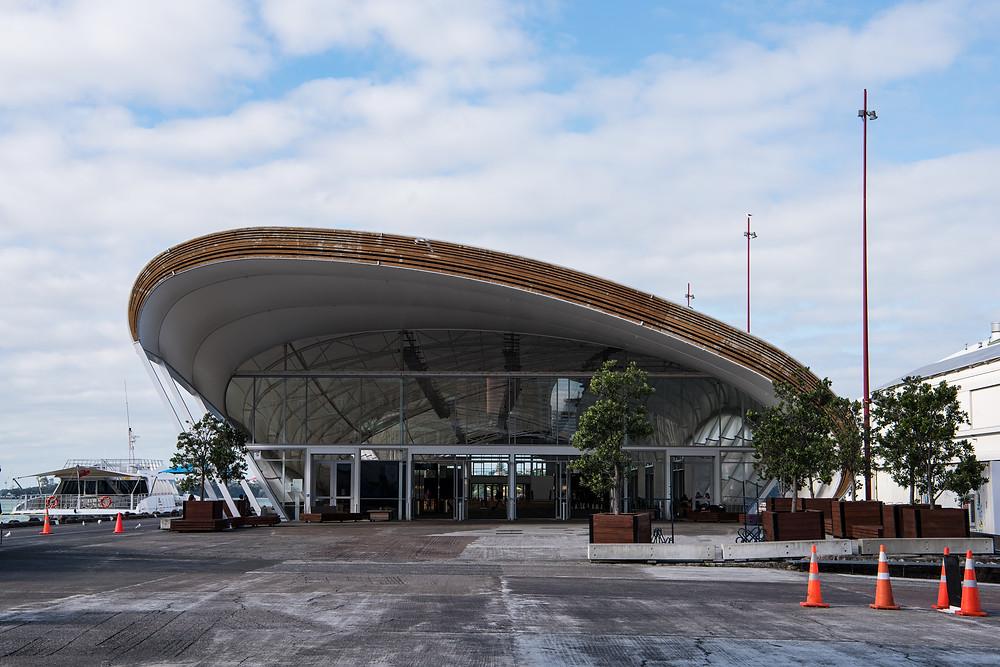 Пассажирский морской терминал