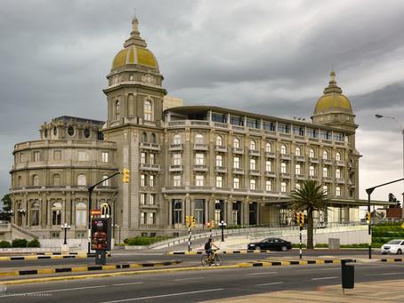 Монтевидео.