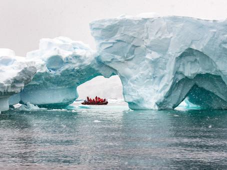 Это было недавно... 200 лет назад. Антарктический дневник, часть 2.
