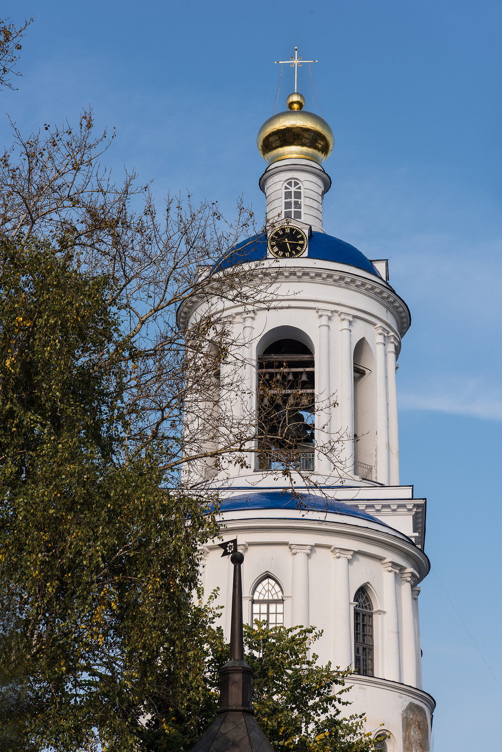 посёлок Боголюбово