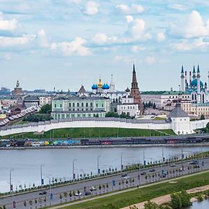 Казанский Кремль /Kazan Kremlin/