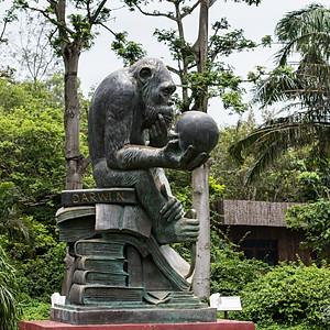 Остров обезьян. Хайнань