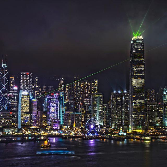 Гонконг. Бухта Виктория