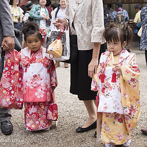 Дети Японии