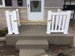Porch 2 July 22