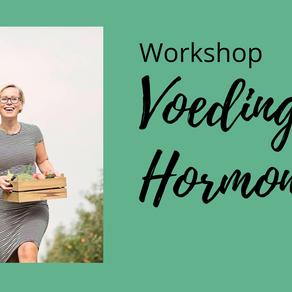 Workshop Voeding en Hormonen!